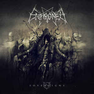 Enthroned ‎– Sovereigns CD (new)
