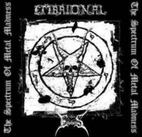 Embrional / Empheris ‎– The Spectrum Of Metal Madness (CD, Käytetty)