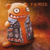 Fierce ‎– Moshter (CD, Used)