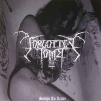 Forgotten Tomb ‎– Songs To Leave (CD, New)