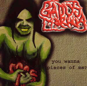 Gadus Morhua ‎– You Wanna Pieces Of Me? CD (käytetty)