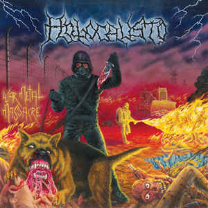 Holocausto ‎– War Metal Massacre CD (uusi)
