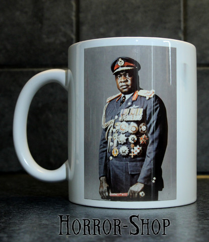 Idi Amin -mug