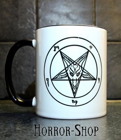 Pentagram -mug