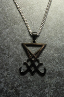 Sigil of Lucifer, Black