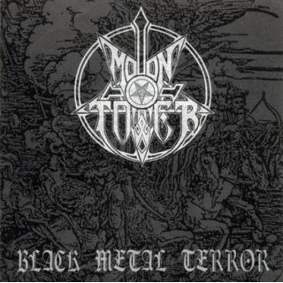Moontower - Black Metal Terror (LP, Uusi)