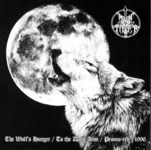 Moontower - The Wolf's Hunger / To the Dark Aeon / Promo-reh / 1996 (LP, New)