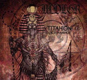 Ulvegr - Titahion: Kaos Manifest (LP, New)