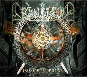 Graveland - Immortal Pride (CD, Uusi)