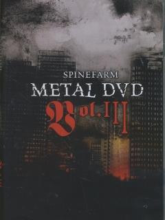 Spinefarm Metal DVD Vol 3 (DVD Used)