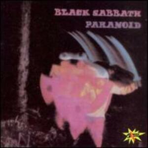 Black Sabbath - Paranoid (CD Used)