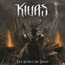 Kiuas - The Spirit Of Ukko (CD, Used)