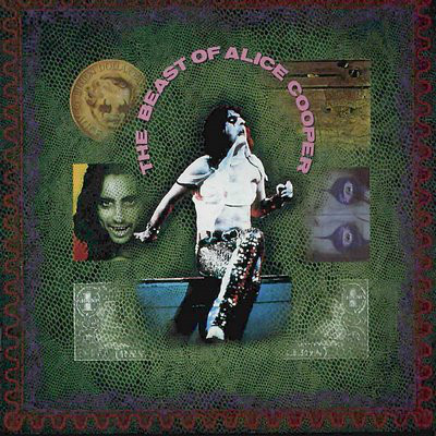Alice Cooper - The Beast Of Alice Cooper (CD Used)