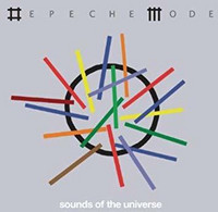 Depeche Mode - Sounds Of The Universe (CD, Used)