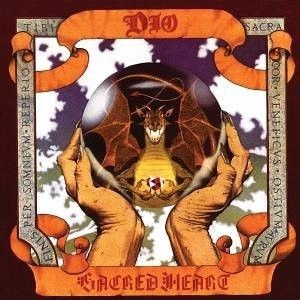Dio - Sacred Heart (CD Used)