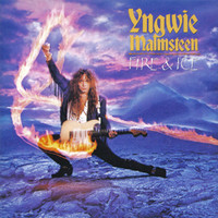 Yngwie Malmsteen - Fire & Ice (CD, Used)