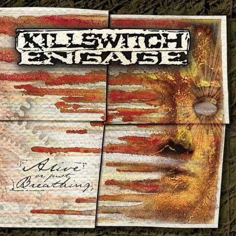 Killswitch Engage - Alive Or Just Breathing (Tupla CD Käytetty)