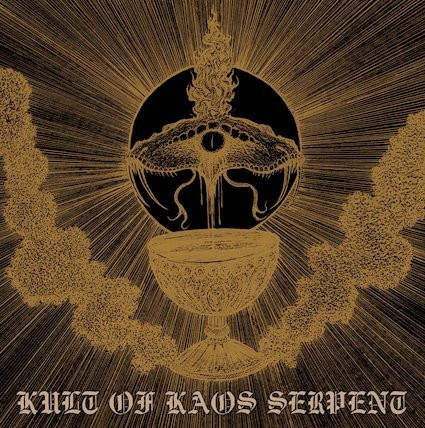 DJEVELKULT / KYY / NIHIL KAOS - Kult of Kaos Serpent (CD, New)