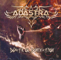 Adastra - Death Or Domination (CD, Used)