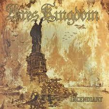 Ares Kingdom - Incendiary (CD, New)