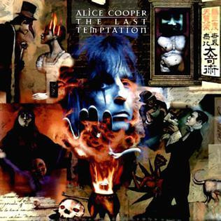 Alice Cooper - The Last Tempation (CD, Used)