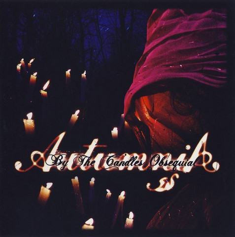 Autumnia - By The Candles Obsequial (CD, New)