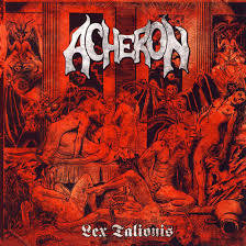 Acheron - Lex Talionis (CD, Used)