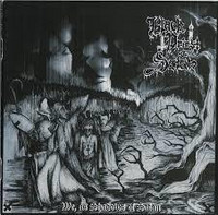 Black Priest of Satan - We, as Shadows of Satan / EP (CD, New)