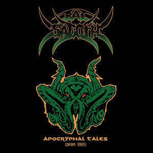 Bal-Sagoth - Apocryphal Tales - Demo 1993 (CD, New)