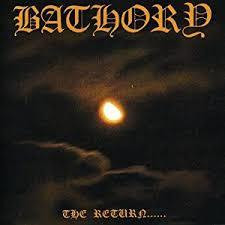 Bathory - The Return...... (CD, New)