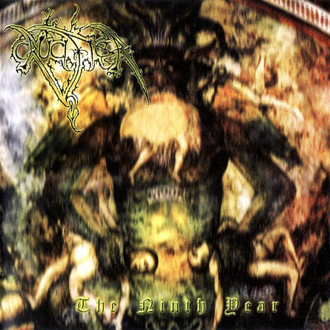 Crucifier - The Ninth Year (CD, Used)