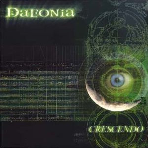 Daeonia - Crescendo (CD, Used)
