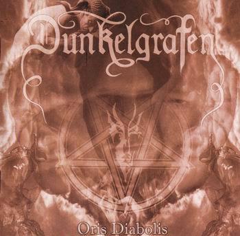 Dunkelgrafen - Oris Diabolis (CD, New)