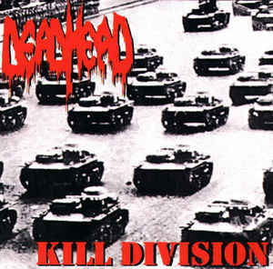 Dead Head - Kill Division (CD, Uusi)