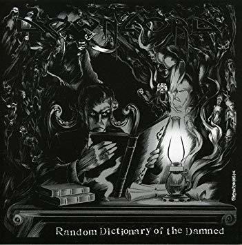 Downlord - Random Dictionary of the Damned (CD, Used)