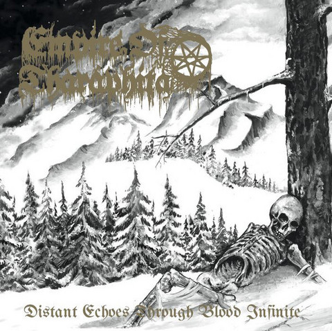 Empire Of Tharaphita - Distant Echoes Through Blood Infinite (CD, New)