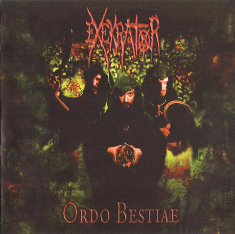 Exekrator - Ordo Bestiae (CD, New)