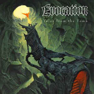 Evocation - Tales from the Tomb (CD, Used)