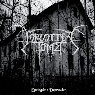 Forgotten Tomb - Springtime Depression (CD, New)