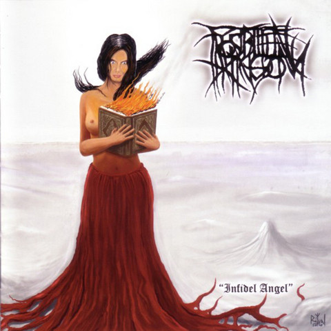 Frostbitten Kingdom - Infidel Angel (CD, New)