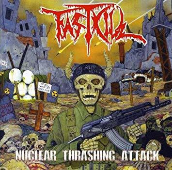 Fastkill - Nuclear Thrashing Attack (CD, New)