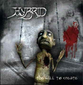 Hybrid - The Will To Create (CD, Uusi)