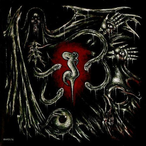 Inquisition – Nefarious Dismal Orations (Used CD with signatures)