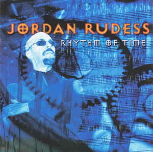 Jordan Rudess - Rhythm of Time (CD, Used)
