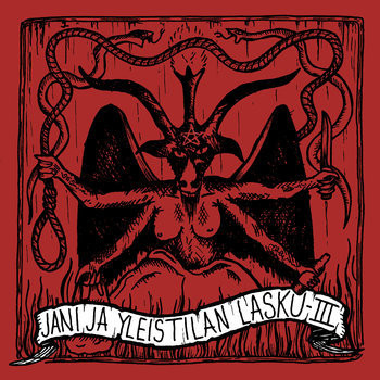Jani ja Yleistilan lasku – 3 (EP/CD, New)