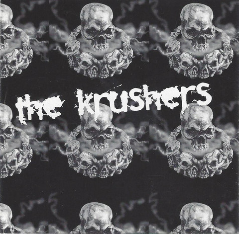 The Krushers - Omonimo (CD, New)