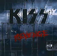 Kiss - Revenge (CD, Used)