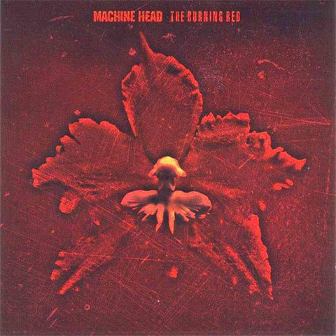 Machine Head - The Burning Red (CD, Used)