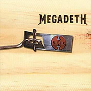 Megadeth ‎– Risk (2CD, New)
