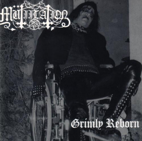 Mutiilation - Grimly Reborn (CD, Uusi)
